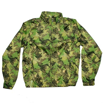 Lrg You A Toy Jacket - Olive Camo