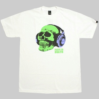Acrylick Fresh To Death T-shirt