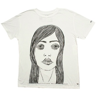 RVCA Ed Idea T-Shirt