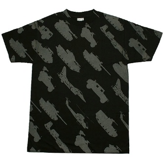 Rogue Status Rs X Snafu T-Shirt - Black