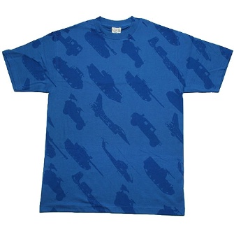Rogue Status Rs X Snafu T-Shirt - Blue