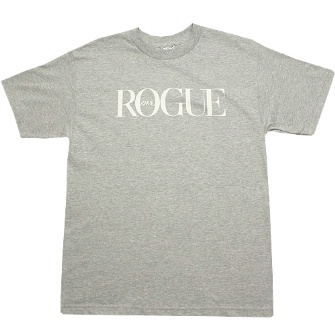 Rogue Status Vogue T-Shirt - Ash Heather