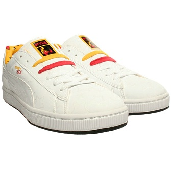 Puma Basket 2 Mode Shoe - White/Black