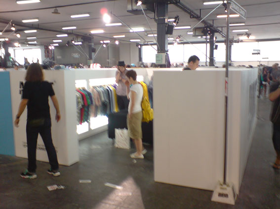 Urban Industry at Bread and Butter, Barcelona