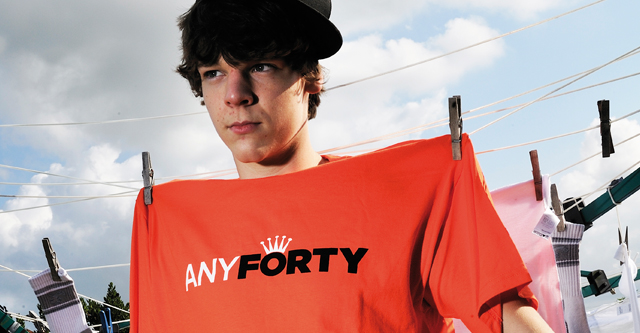 Alan Wardle, Owner of Any Forty Clothing
