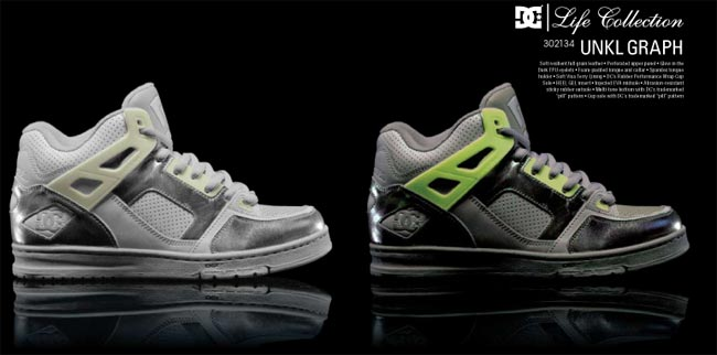 DC Shoes Double Label X Unkl X SUG