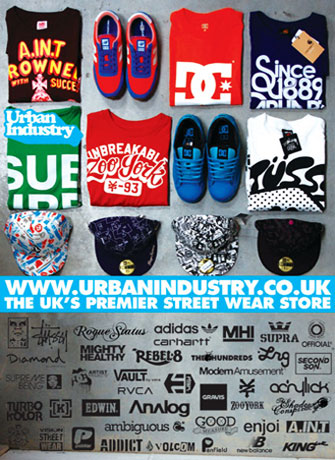 Front Magazine & Urban Industry
