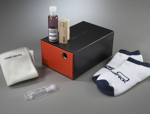 JASON MARKK + STAPLE Limited Edition Travel Kit