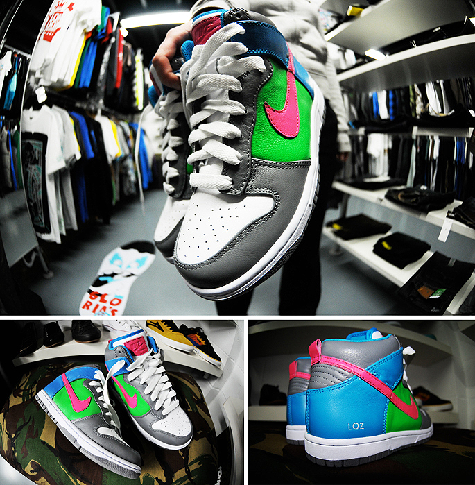 Nike Footwear at Urban Industry Store