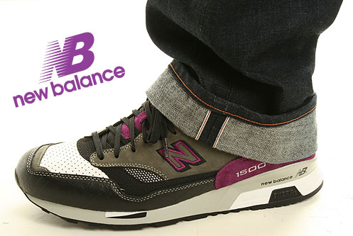 ew Balance 1500 Japan Black-Purple shoe