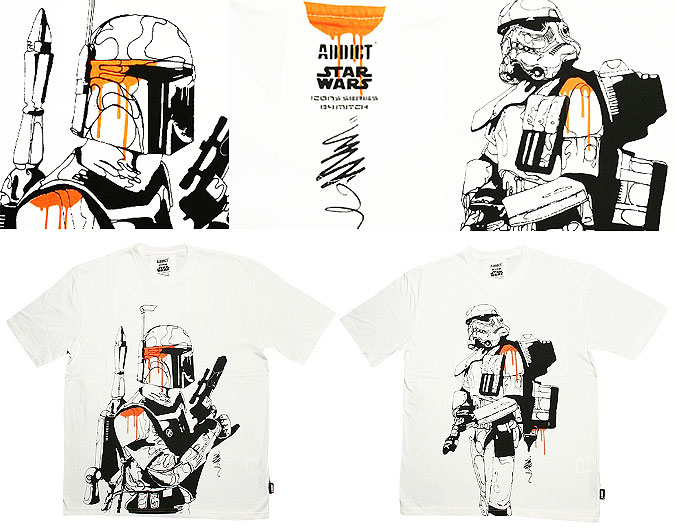 Addict X Star Wars at Urban Industry